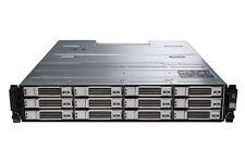 "Dell EqualLogic PS4100E 2U 12 x 2TB SAS 7.2k 6GBps 3.5"" iSCSI SAN Array 24TB"