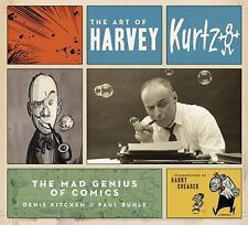 The Art of Harvey Kurtzman: The Mad Genius of Comics-ExLibrary
