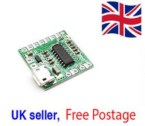 PAM8403 DC 5V Mini Class D 2x3W USB Power Amplifier Board DIY Bluetooth Speaker