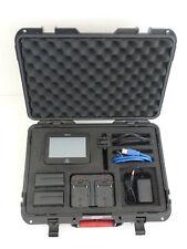 Atomos Ninja 2 Monitor Videomonitor Broadcast mit Akku im Koffer gebraucht #2 M