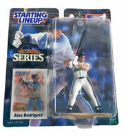 MLB Starting Lineup SLU Alex Rodriguez Action Figure Seattle Mariners 2000