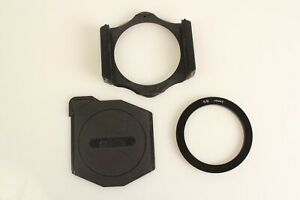 Cokin A Series Filter Holder + 52mm Adapter Ring & Lens Cap