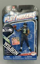 Seattle Seahawks NFL Playmakers Series 4 Russell Wilson Action Figure very rare