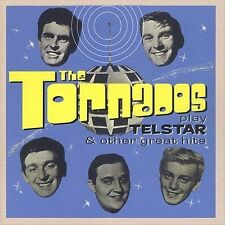 The Tornados Play Telstar And Other Great Hits by The Tornados (CD, Aug-2002,)