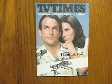 Jan-1981 TV Times TELE-VUE(FLAMINGO ROAD/MARK HARMON/CRISTINA RAINES/DONNA DIXON