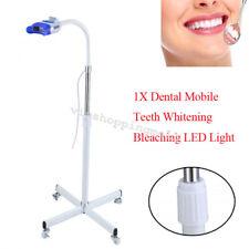 Dental LED Whitening Light Lamp Tooth System Mobile Teeth Bleaching Machine bid