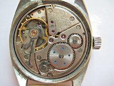 1950s SOVIET RUSSIAN MILITARY VOLNA VOSTOK PRECISION CHRONOMETER ZENITH-135