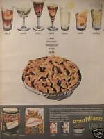 PUBLICITÉ 1960 GESLOT VOREUX CROUSTILLANT FROMAGE - ADVERTISING