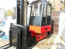 1989 Autolift forklift 30,000 lbs.capacity w/rotating forks