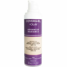 Cover Girl Advanced Radiance Age Defying Liquid Makeup Spf10