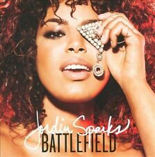 1 CENT CD+DVD Battlefield [Deluxe Version] - Jordin Sparks