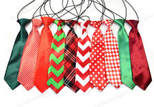 New Dog Large Ties Pet Ties For Christmas Adjustable Cute Large Dog Ties