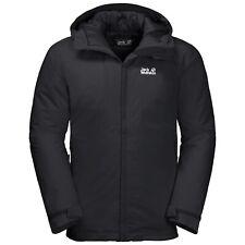 Jack Wolfskin Argon Storm Jacket Men Gr. XXL Herren Winterjacke black