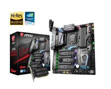 MSI Z370 GODLIKE GAMING LGA 1151 (300 Series) Intel Z370 SATA 6Gb/s USB 3.1