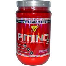 BSN Amino X Effervescent BCAA Formula Watermelon 435g LEUCINE ALANINE CITRULLINE