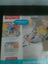 Fisher Price Lion Baby Bouncer
