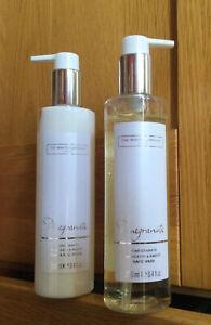 The White Company Pomegranate Hand Wash 150ml & Hand & Nail Cream 150ml