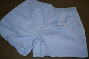 Adidas Shorts Short Sprinter Vintage Baumwolle Yugoslavia Blau 80er 80s 7 L NEU