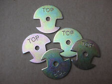 Firing Gauge for Orton Autocone or Dawson Kiln Sitter Set of 5