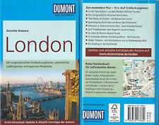 London - DuMont Reise-Taschenbuch Reiseführer - 5. Auflage 2014 - Kossow