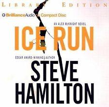 Ice Run 6 by Steve Hamilton (2004, CD, Abridged)