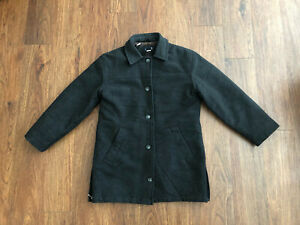 Patagonia - Tiroler Loden Wool Coat - Womens Sz Medium