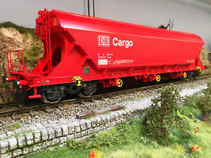 Kiss Gauge 1 Silo Wagon DB Cargo Freight Car Special Model Unique