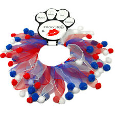 Patriotic Fuzzy Wuzzy Smoocher