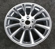 "JAGUAR X-TYPE 1X 17"" GENUINE BELIZE REFURBISHED ALLOY WHEEL C2S46847 S803"