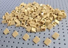 Lego Tan 1x1 2/3 Slope Brick Cheese Wedge (54200) x30 in a set *NEW* Pirates
