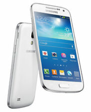 "White Samsung Galaxy S4 Mini GT-I9195 4.3"" 4G LTE Unlocked Cellphone 8GB 8MP"