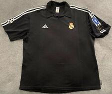 ADIDAS REAL MADRID CENTENARIO UEFA CHAMPIONS LEAGUE AWAY JERSEY SHIRT MENS XL