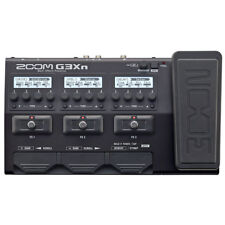 Zoom g3xn guitarras multi-dispositivo, efecto
