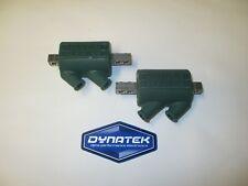 Fits Suzuki GS1000  pair new 3 ohm dyna hi performance ignition coils dc1-1