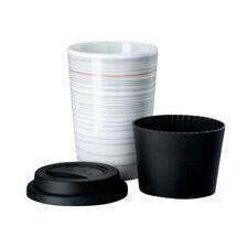 Rosenthal Studio-line TAC Gropius Stripes 2.0 Gadget Becher to go mit Silikon...