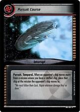 Star Trek CCG 2E Premiere Pursuit Course 1R134