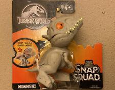 Jurassic World Indominus Rex Snap Squad New HTF