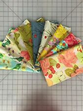 Martha Negley Seasons Collection Fabric Fat Quarter Bundle