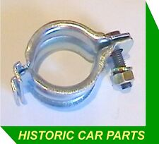 ONE BOLT HINGED EXHAUST MANIFOLD CLAMP for Austin Morris Mini 1950-60s