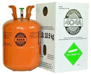 Bombola  Refrigerante R404A 10.9kg netti