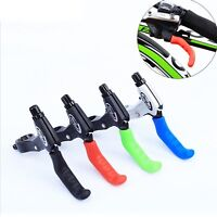 MTB BMX HYDRID BIKE BICYCLE CYCLING SILICONE BRAKE COVER LEVER GRIPS PROTECTOR