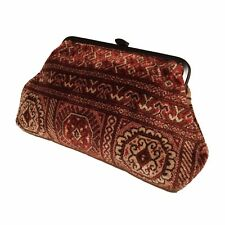 CARPET BAGS SUFFOLK Artisan Kilim Persian Rug Clutch Bag Boho Streetstyle Trend