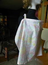 Hooter Hiders Nursing Cover top Camden Lock w matching burping cloth girl/ boy