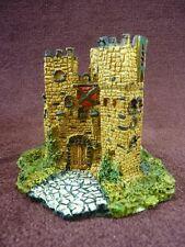Dept 56 Dickens Village Miniature Cold Cast Porcelain Kenilworth Castle (1188)