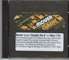 (BW168) Mover, Classic No 9 - DJ CD