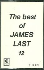 RARE / K7 AUDIO - JAMES LAST : THE BEST OF JAMES LAST
