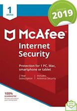 McAfee 2018 Internet Security 1 Device Pcmacandroid Download