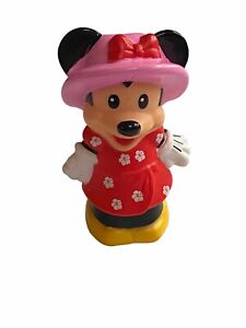 Fisher-Price Little People Magic of Disney Minnie Mouse Buddy Pack Figure