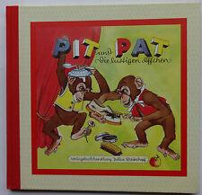 Pit und Pat Die lustigen Äffchen Nostalgie Bilderbuch Kinder Reime Verse Peer
