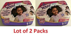 Cool Maker Party Pop  Hollywood Hair Extension Refills (2 Packs) NEW